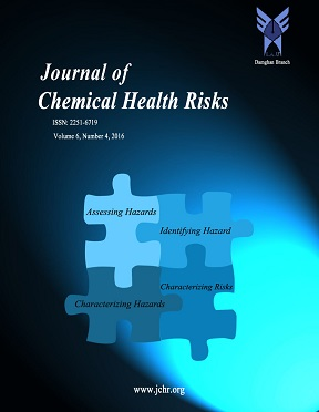 Journal of Chemical Health Risks